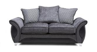 Avici 2 Seater Pillow Back Sofa
