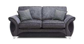 Avici 2 Seater Deluxe Formal Back Sofa Bed