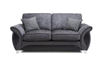 2 Seater Supreme Formal Back Sofa Bed Avici