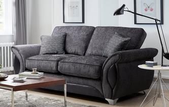 Avici 2 Seater Supreme Formal Back Sofa Bed Avici