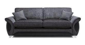 Avici 4 Seater Formal Back Sofa