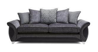 Avici 4 Seater Pillow Back Sofa
