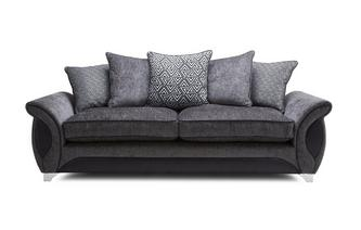 4 Seater Pillow Back Sofa Avici