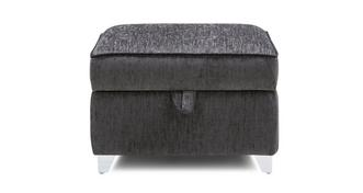 Avici Plain Storage Footstool