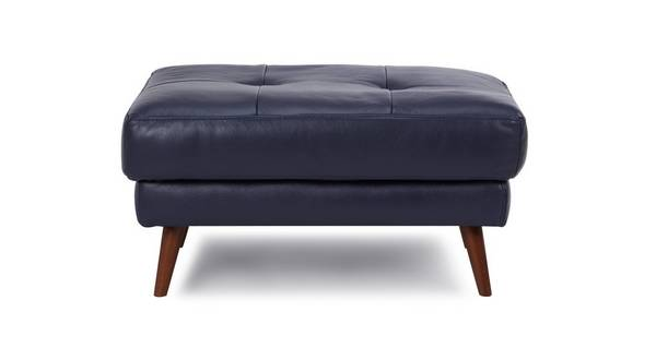 Axel Rectangular Footstool