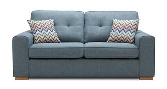 Ayda 3 Seater Removable Arm