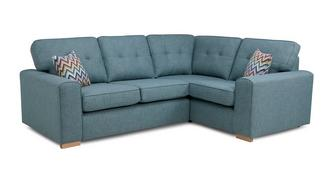 Ayda Left Hand Facing 2 Seater Corner Sofa