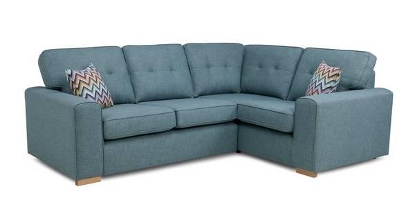 Ayda Left Hand Facing 2 Seater Corner Sofa