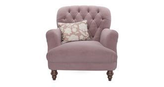 Bailey Velvet Armchair
