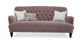 Shop Bailey Velvet Sofa