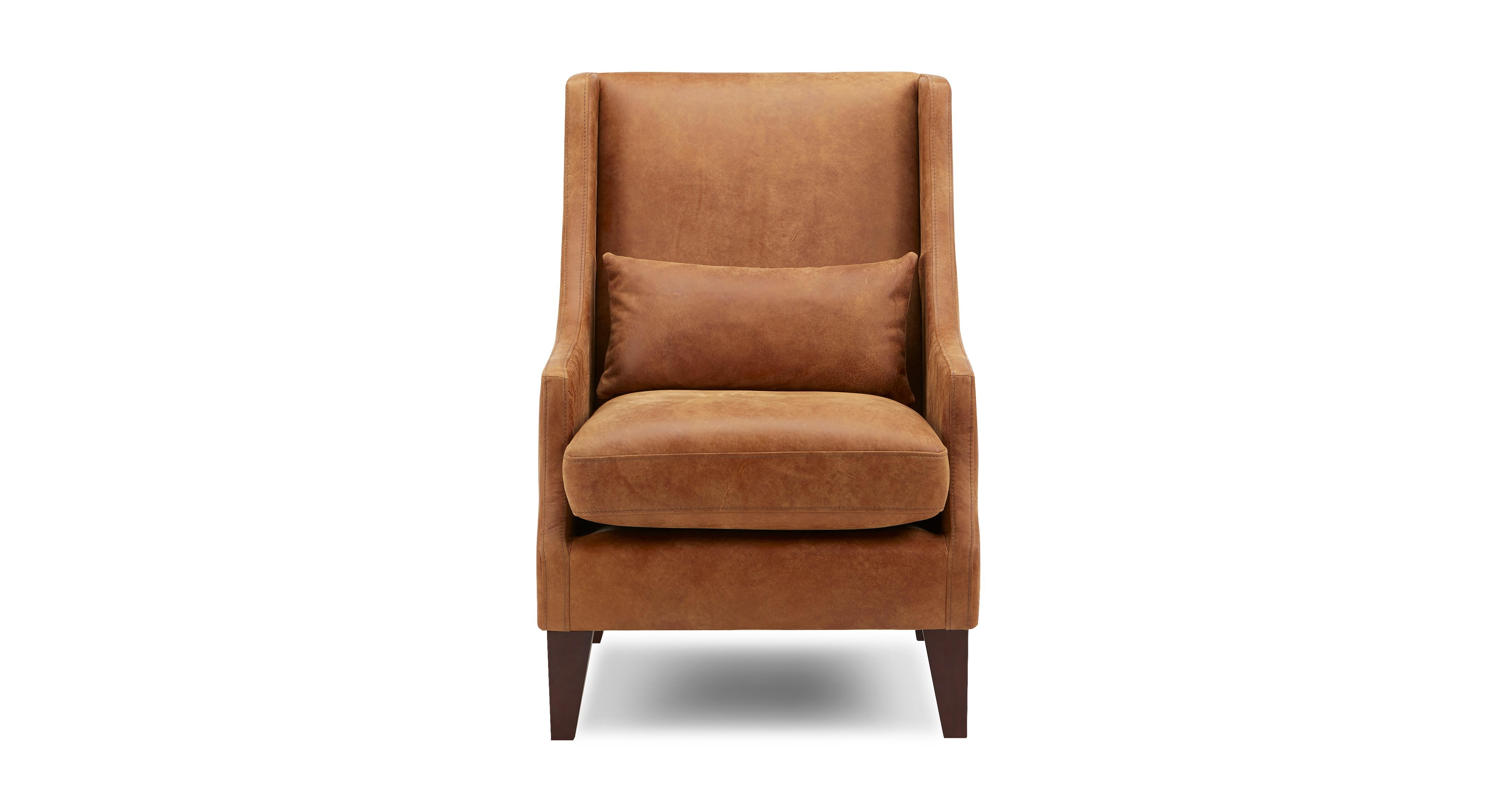 Balboa Accent Chair Saddle Dfs