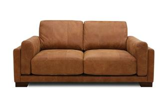 2 Seater Sofa Saddle
