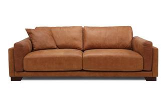 4 Seater Sofa Saddle