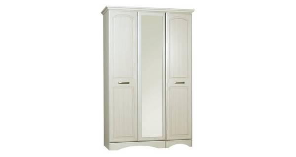 Ballena 3 Door Mirror Robe