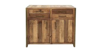 Barclay Small Sideboard with 4 Drawers