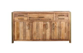 Large Sideboard with 4 Drawers Barclay