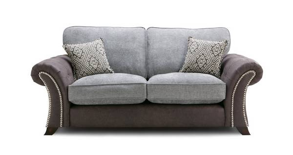 Barnaby 2 Seater Formal Back Sofa