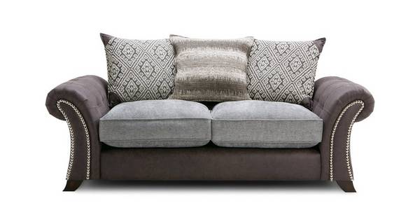 Barnaby 2 Seater Pillow Back Sofa