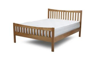 Double (4 ft 6) Shaped Bedframe Barnhouse