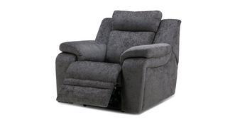 Barrett Handbediende recliner stoel