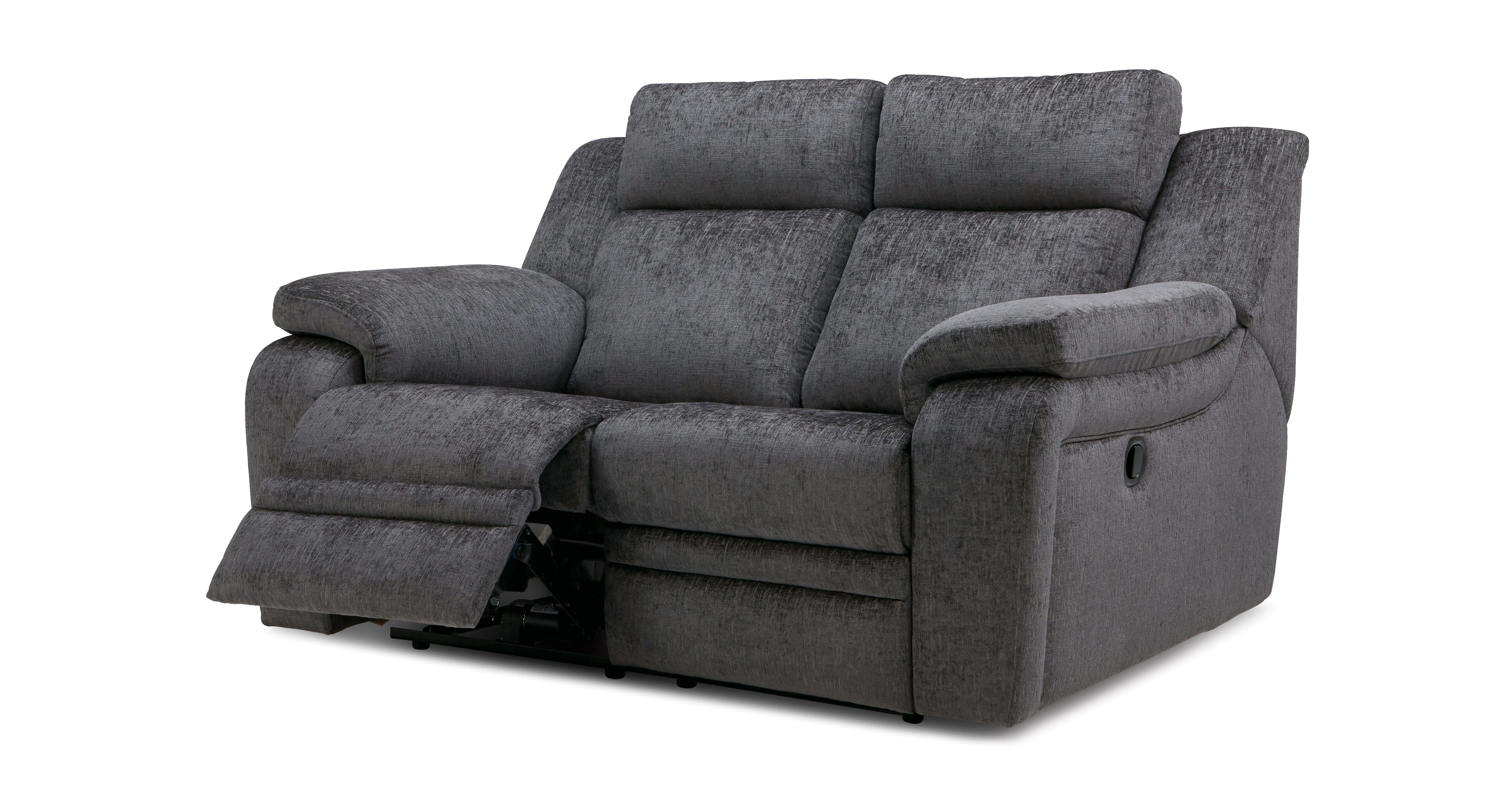 Barrett: 2 Seater Manual Recliner