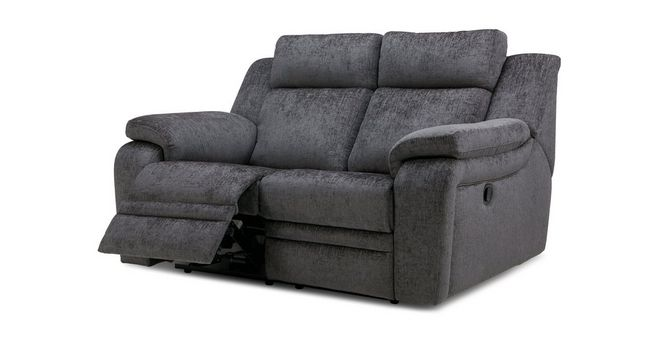 Swell Barrett 2 Seater Manual Recliner Dailytribune Chair Design For Home Dailytribuneorg