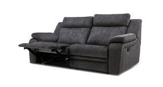 Barrett 3-zitter handbediende recliner
