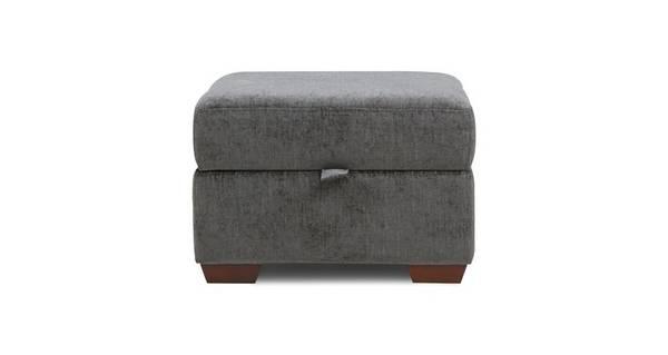 Barrett Storage Footstool