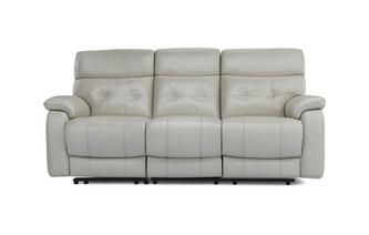 Bartley 3 Seater Manual Recliner Premium
