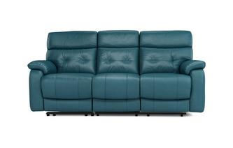 Bartley 3 Seater Electric Recliner Premium