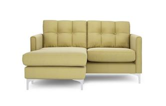 Grote Lounger Brushed Plain