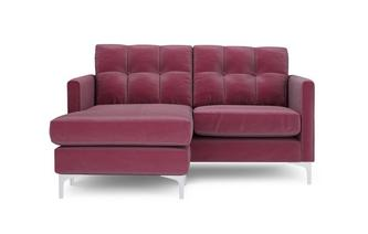 Bask Large Lounger Velvet
