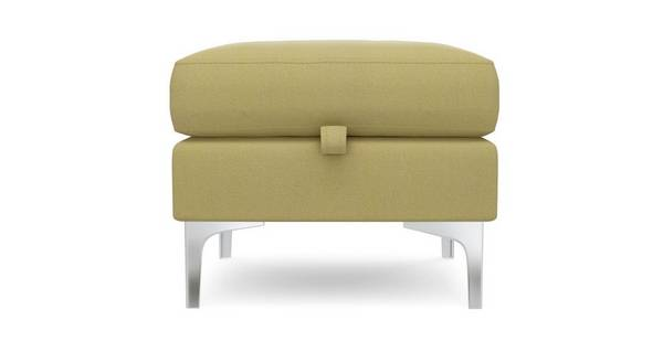 Bask Storage Footstool