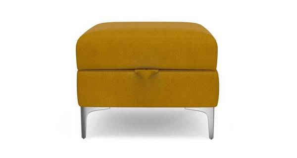 Bask Storage Footstool