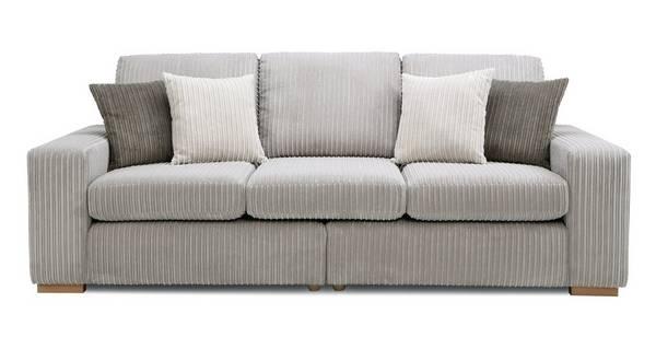 Baxter 4 Seater Split Sofa
