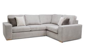 Left Hand Facing 2 Seater Corner Sofa Marley