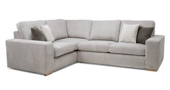 Baxter Right Hand Facing 2 Seater Corner Sofa