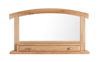 Mirror Bayside Oak