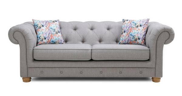 Beatrice 3 Seater Sofa Bed