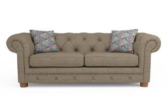 Beatrice 3 Seater Sofa Bed Opera
