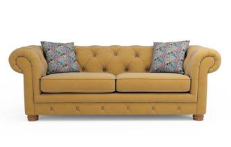 Beatrice 3 Seater Sofa Bed Plaza