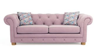 Beatrice 3 Seater Sofa Bed