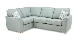 Beau Right Hand Facing 2 Seater Corner Sofa
