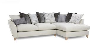 Beaumont Left Hand Facing Arm Medium Corner Sofa