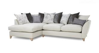 Beaumont Right Hand Facing Arm Medium Corner Sofa