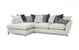 Right Hand Facing Arm Medium Corner Sofa Beaumont