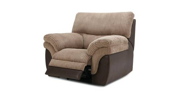 Beckton Manual Recliner Chair