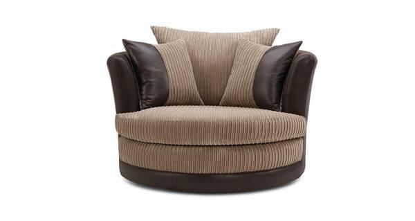 Beckton Large Swivel Chair