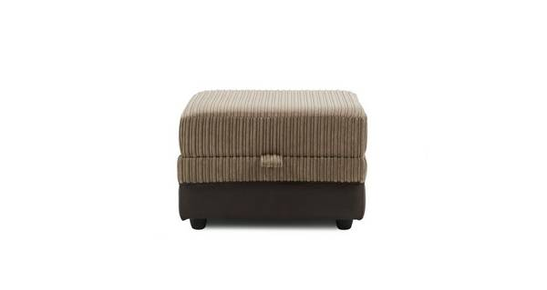 Beckton Storage Footstool