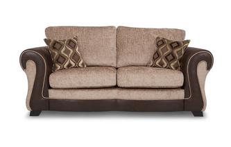 Large 2 Seater Formal Back Sofa Belle